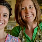 Dora Walmsley and Deirdre Kane, owners of 52nd Street Market